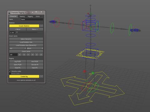 Spence-Animator | Tools